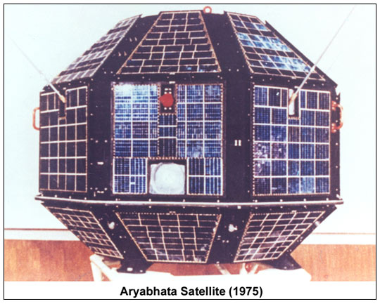 aryabhatta satellite A google sketchup model my friend made for my world history class.